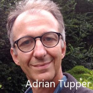 Head shot of Adrian Tupper